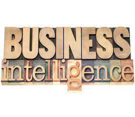 Using Business Intelligence Data to Tell a Story