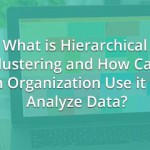 What is Hierarchical Clustering and How Can an Organization Use it to Analyze Data?