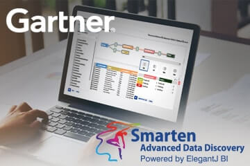 Elegant MicroWeb (Smarten SSDP Solution) Named as a Representative Vendors in Gartner April 2019 'Market Guide for Data Preparation Tools'