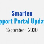 smarten-support-portal-updates-september-2020