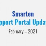 smarten-support-portal-updates-february-2021