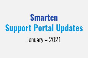 smarten-support-portal-updates-january-2021
