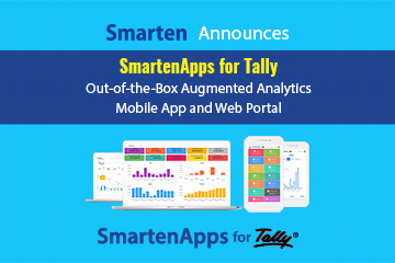 smarten-announces-smartenapps-for-tally-out-of-the-box-augmented-analytics-mobile-app-and-web-portal