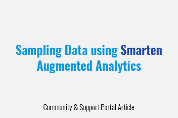 sampling-data-using-smarten-augmented-analytics