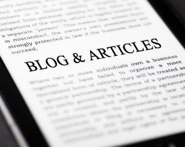 Blog & Articles