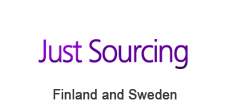 ElegantJ BI – Business Intelligence Partner in Finland, Just Sourcing